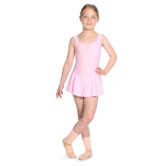 Skirted Dance Leotard Dance Clothes Dance Shoes