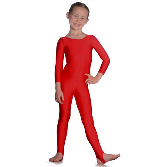 Long Sleeve Dance Catsuit