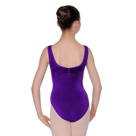 Natasha Sleeveless Leotard