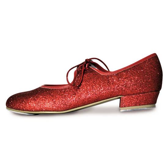 Red Tap Shoes Dorothy Dance Clothes Dance Shoes