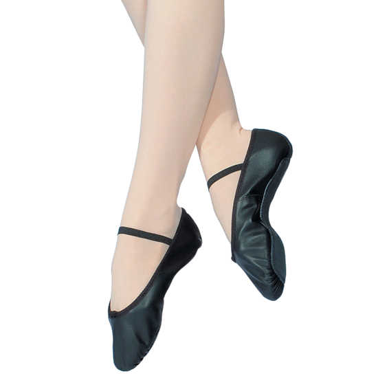Leather Ballet Shoes [Roch Valley]