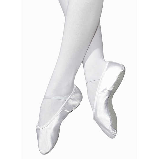 Satin Ballet Shoes [Roch Valley]
